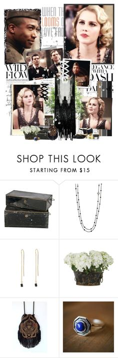 """The Originals - 1.12 ""Dance Back From the Grave"""" by noseinanovel ❤ liked on Polyvore featuring Chanel, Lauren Ralph Lauren, David Yurman, OKA, INDIE HAIR and xO Design"