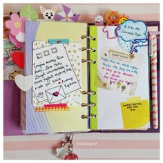 #filofax #planner #agenda #journal #diary