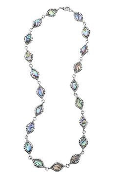 LAGOS 'Contessa' Semiprecious Stone Link Necklace available at #Nordstrom