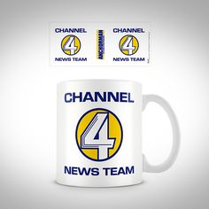 Anchorman Mug