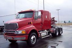 Sterling AT9522 Big Rig Trucks, Semi Trucks, Sterling Trucks, Buses, Rigs, Trailers, Vehicles, Frames, Pendants