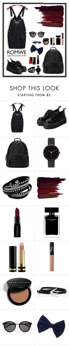 """""""Romwe 3"""" by amra-f ❤ liked on Polyvore featuring I Love Ugly, Serge Lutens, Smashbox, Narciso Rodriguez, Gucci, NARS Cosmetics, Bobbi Brown Cosmetics, McQ by Alexander McQueen and Yves Saint Laurent"""