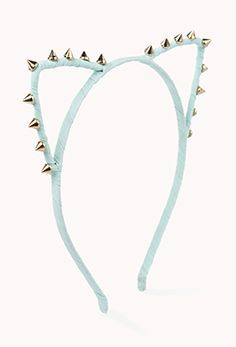 Spiked Cat Ear Headband - $4.80