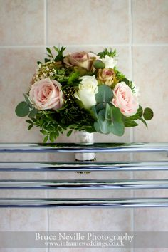 Flowers on a wedding day » Wedding photographer Sussex, Surrey & Hampshire