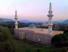 A masjid in  Ethiopia