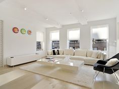 Warhol Muse's Old UES Penthouse Returns for 18.5 Million - Back on the Market - Curbed NY