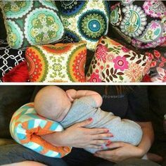 Buy Women Mom Nursing Pillow Breastfeeding Arm Pillow at Wish - Shopping Made Fun Baby Sewing Projects, Sewing For Kids, Sewing Crafts, Diy Projects, Baby Patterns, Sewing Patterns, Baby Nap Mats, Breastfeeding Pillow, Breastfeeding Support