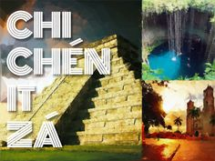 one of the new seven wonders in México
