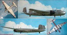 "Mitsubishi L3M1 Type ""Nippon-go"" (Tina), Transportflugzeug (LS A-155)"