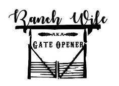 Farm Life Quotes, Farm Sayings, Silhouette Projects, Silhouette Design, Silhouette Vinyl, Ranch Names, Cute Shirt Designs, Silhouette School, Ranch Life