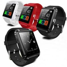 Chytré hodinky U Watch U8 pro Android a IOS - bluetooth a mnoho funkcí - SLEVA 60% a POŠTOVNÉ ZDARMA