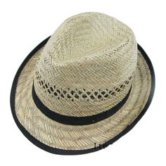 f2329e3dfbc Straw Fedora Hats with your imprinted Logo or Text