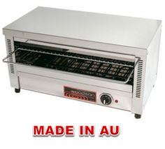 Commercial Electric Salamander - Woodson WGLS30 Electric Salamander - www.hoskit.com.au- Kitchen & Catering Equipment