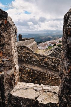 Postcards From Marvão Castle, Portugal