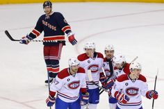 Montreal Canadiens vs. New York Rangers - 10/15/15 NHL Pick, Odds, and Prediction