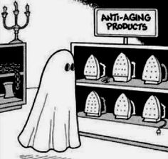 Funny Ghost Anti-aging Products