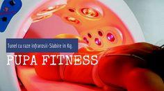 Scapa de colaceii si aripioarele vizibile Doar 25 lei sedinta de Terapie la Tunel cu raze infrarosii-Slabire in Kg. Durata:40 min Reda vitalitate siluetei tale fara exercitii obositoare, numai la PUPA FITNESS! Programari la tel: 0734 918 100 / pupafitness@gmail.com Constanta, Str. Tabla Butii nr 66 www.pupafitness.ro #fitness #body #Constanta
