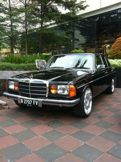 My W123 - '84