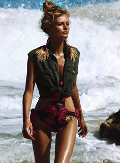 Edita Vilkeviciute by Gilles Bensimon for Vogue Paris june/july 2013 #photography #inspiration #portraits