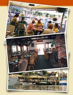 The Waterfront Restaurant Camden,Maine.  Meet me here @Barbara Acosta Calhoun, and we'll go get that life-size chocolate moose we were hunting years ago. lol