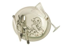 Beautiful china. A wedding gift that never goes out of style.
