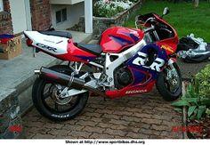 1998 CBR 900 RR Fireblade