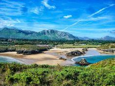 Playas de celorio llanes asturias