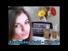 Traduções Gold da Hinode + dicas de perfumes