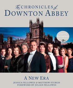 THE CHRONICLES OF DOWNTON ABBEY #ChroniclesofDowntonAbbey    I reviewed Jessica Fellowes' first novel THE WORLD OF DOWNTON ABBEY for my blog and will be reviewing this one as well!! Quality writing just like the series!