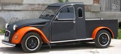2cv pick-up custom Voitures Gard - leboncoin.fr