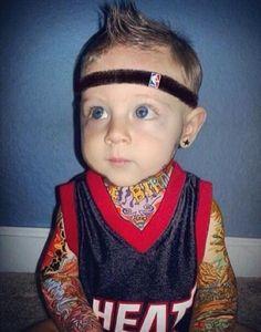 Baby Birdman Chris Andersen