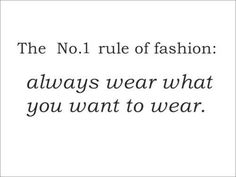 Fashion Quotes :: CarolineJanine