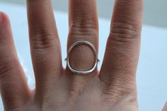 Karma Ring  Sterling Silver by NBOJewelry on Etsy, $30.00