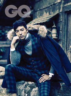 fdc2b7da7 Daniel Henney - GQ Magazine December Issue '14 Asian Actors, Asian  Celebrities, Daniel