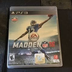 For Sale: Madden 16 for $14