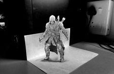35 alucinantes desenhos feitos em 3D