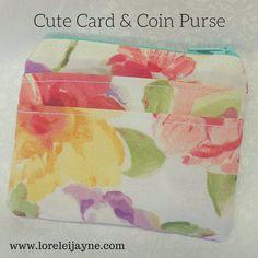 cute card and coin purse                                                                                                                                                      More