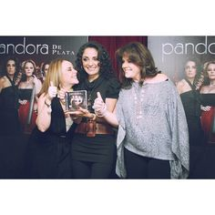 #GrupoPandora durante la promoción de #PandoraDePlata #MayteLascurain #IsabelLascurain #FernandaMeade @fdameade @isabel_lascurain @grupopandora.