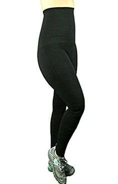 3b9d65c7840e4 MOTHERS ESSENTIALS Postpartum High Waist Tummy Compression Control Slimming  Leggings-Shipping From USA at Amazon