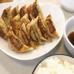 成田第からちょっと飛んできますがリンガーハット餃子定食の餃子が多すぎる件