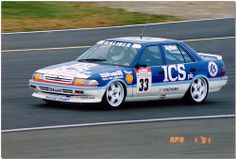 Gary Ayles Toyota Carina Touring Car. 1991 British Touring Car Championship Silverstone.