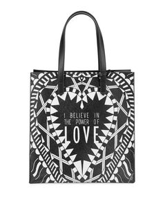 Givenchy Power of Love North-South Tote Bag, Multi