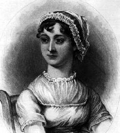 Jane Austen, the only other author I can bear to read after finishing a Patrick O'Brian novel. Sort of a sorbet, cleanses the palate after a sumptuous meal.