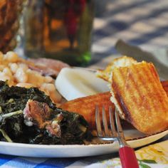 Turnip greens are fall favorite  Liz Gist: 'There's nothing better than turnip greens with white beans, cornbread sticks and a slice of onion'