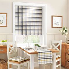 Time For Tea Rooibos Roller Blind Grey English And Black