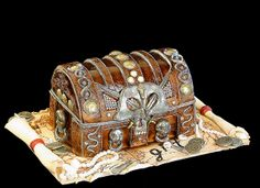 Pirates cake | Flickr - Photo Sharing!