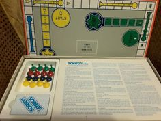 """Vintage """"SORRY!"""" game from 1972"""