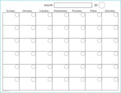 Month At A Glance Blank Calendar Printable | Monthly pertaining to Month At A Glance Blank Calendar Template