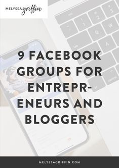 Want some blog growth tips? Get the 9 best facebook groups for bloggers and creative entrepreneurs, right here! #melyssagriffin #facebookgroups #facebooktips #facebook Online Entrepreneur, Business Entrepreneur, Business Tips, Online Business, Entrepreneur Ideas, Facebook Marketing, Internet Marketing, Content Marketing, Media Marketing