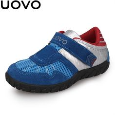 UOVO 2019 New Arrivals Brand Kids Shoes Summer Autumn Boys Sneakers Breathable Light-Weight Children's School Shoes Racing Style Cheap Sneakers, Kids Sneakers, Shoes Sneakers, Boys Casual Shoes, Boys Shoes, Fall Shoes, Summer Shoes, School Shoes, Childrens Shoes